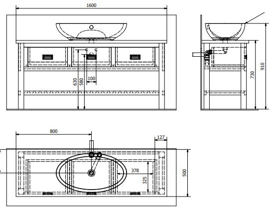 dimensiuni ba161